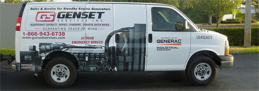Industrial and Commercial Generator Repair