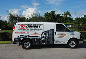 Quality Commercial Generators South Florida